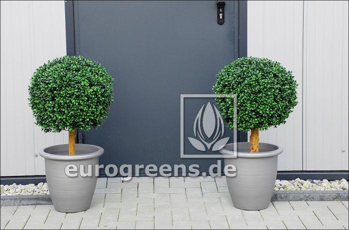 künstliche Buchsbaumkugel 40-45cm Durchmesser