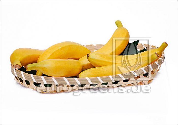 künstliche Banane - Kunstbanane