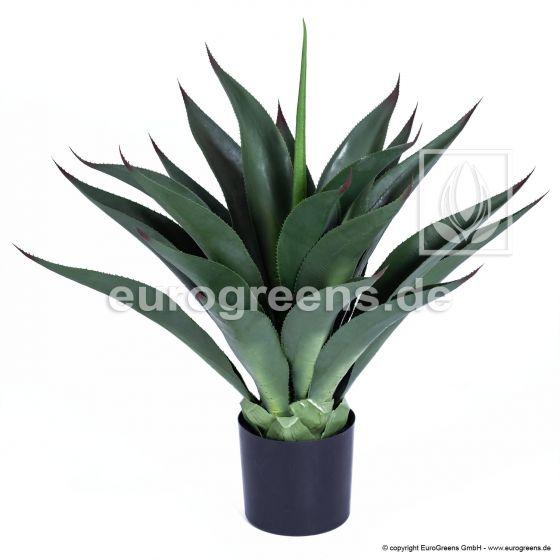 künstliche Agavenpflanze Mexicana ca. 85cm hoch
