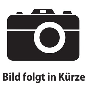 künstliche Cymbidium Orchidee ca. 50cm orange/apricot