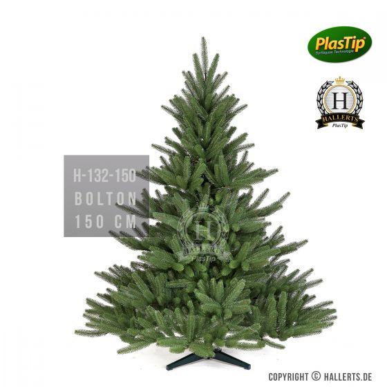 künstlicher edler Spritzguss Weihnachtsbaum Nordmanntanne Bolton ca. 150cm