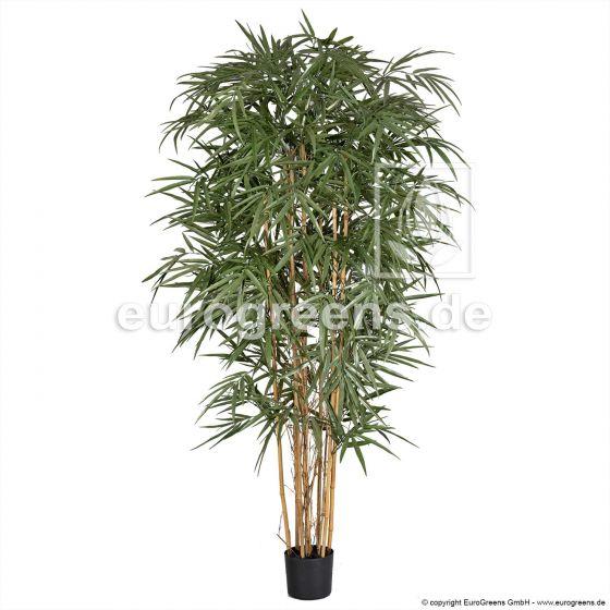 künstlicher Panda Bambus ca. 150cm