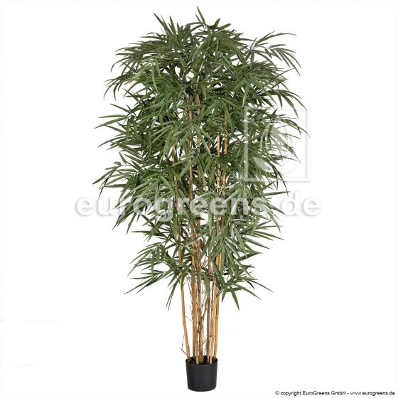künstlicher Panda Bambus ca. 180cm