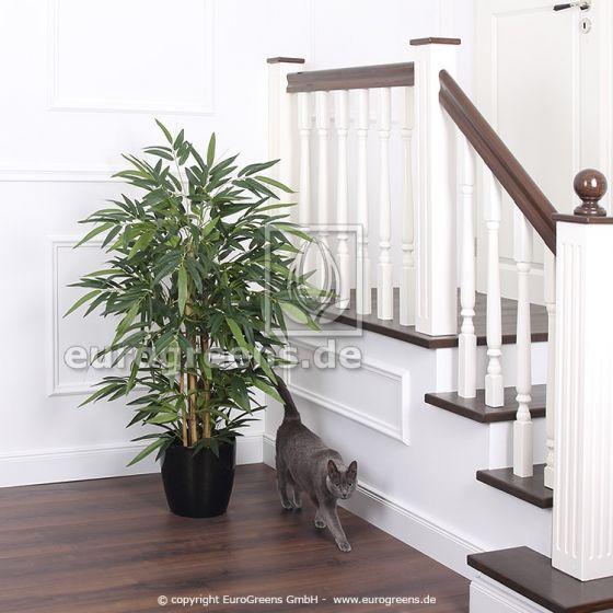 künstlicher Jade Bambus ca. 110-120cm