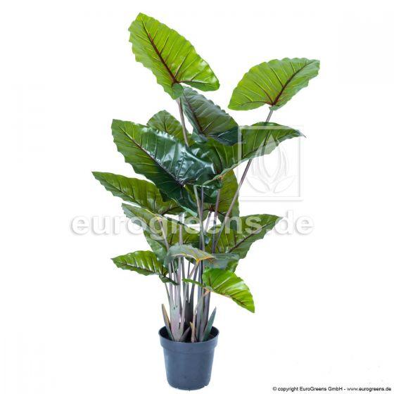 künstliche Alocasia Pflanze ca. 150cm