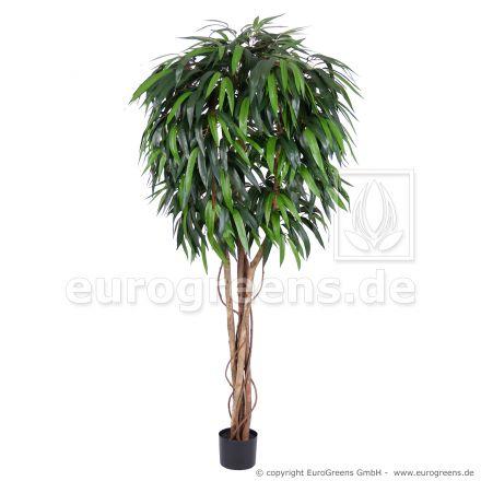Kunstbaum Ficus Longifolia De Luxe ca. 170cm