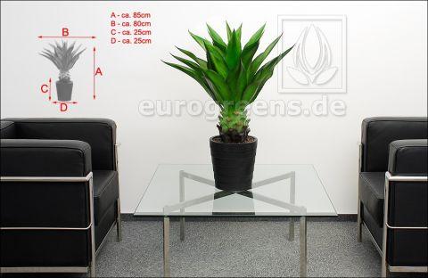 künstliche Agave Mexicana ca. 80-85cm