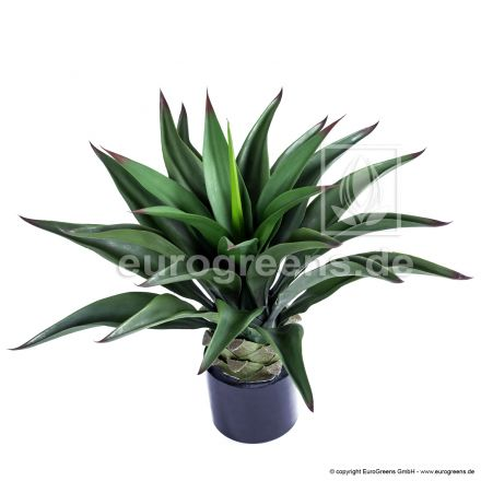 künstliche Agavenpflanze ca. 55cm