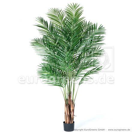 künstliche Areca Palme ca. 160cm hoch
