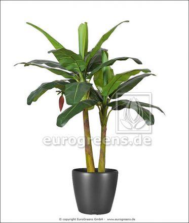 Kunstpflanze Bananenpalme de Luxe ca. 190cm