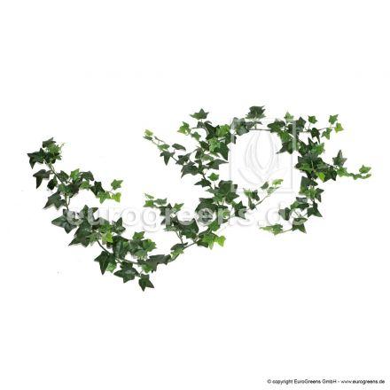 künstliche Efeugirlande grün ca. 190cm lang