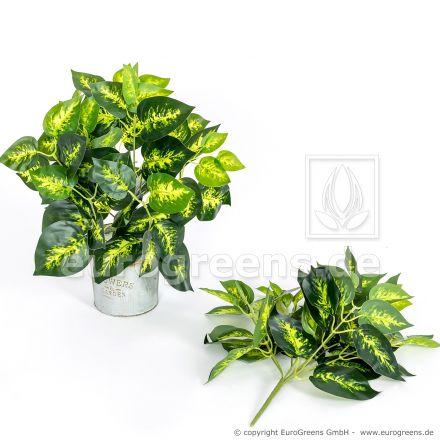 künstliche Scindapsus Pflanze ca. 35cm