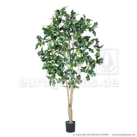 künstlicher Eichenbaum ca. 160cm hoch
