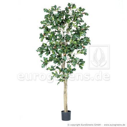 künstlicher Eichenbaum ca. 180cm hoch