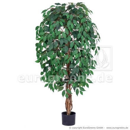 künstlicher Baum Ficus Benjamini ca. 150cm