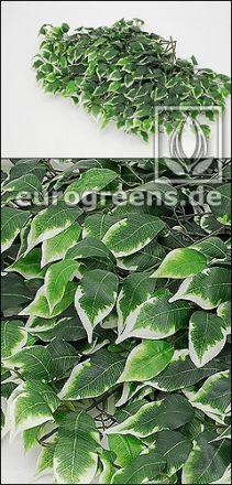 künstlicher Ficus-Exotica Zweig