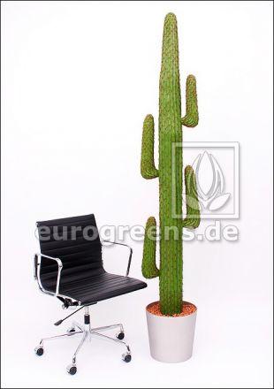 künstlicher Mexico Saguaro Cactus ca. 200cm