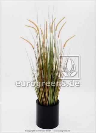 künstlicher Pennisetum Gras-Busch ca. 120cm
