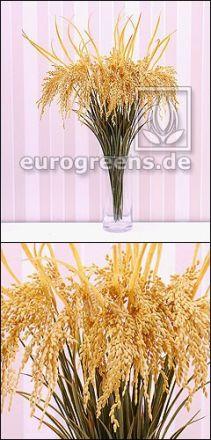 künstlicher Reis Zweig ca. 75cm