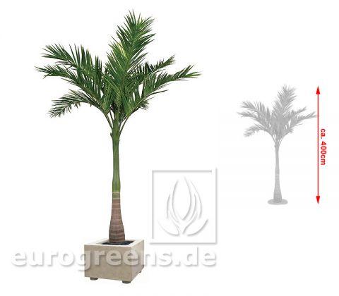 Kunstpflanze Königspalme ca. 400-420cm