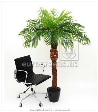 Kunstpflanze Sumatra Ölpalme DeLuxe ca. 180cm
