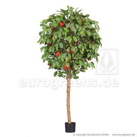 Kunstpflanze Apfelbaum ca. 180cm hoch