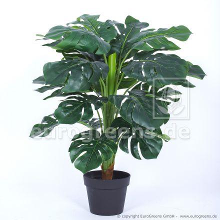 Kunstpflanze Monstera ca. 75cm