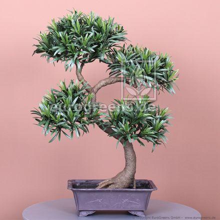 künstlicher Podocarpus-Bonsai ca. 65cm