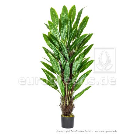 Kunstpflanze Strelitzie ca. 120cm 2. Wahl