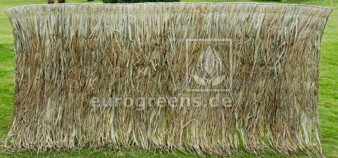 Palmendach-Paneel ca. 120x100cm genäht