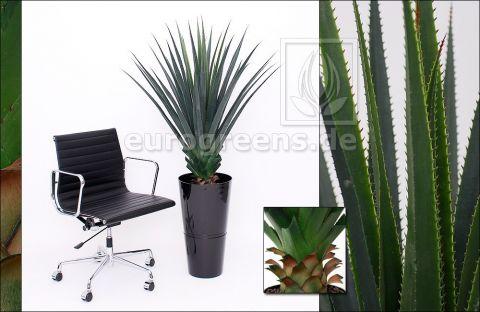 Kunstpflanze wetterfester Pandanus ca. 120cm