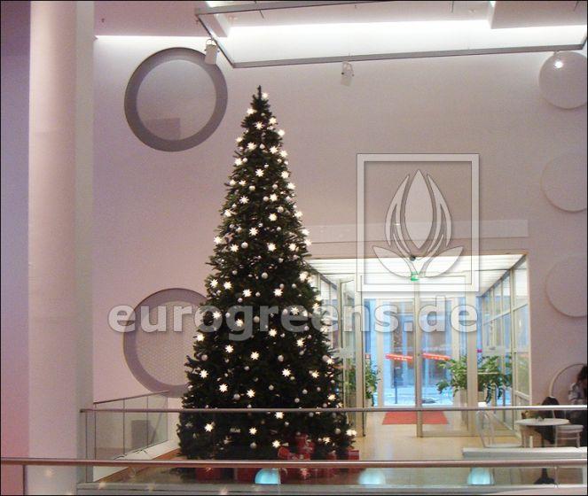 künstlicher Luvi Weihnachtsbaum Amberly 500cm