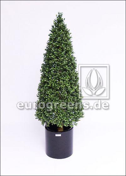 Kunstpflanze Buchsbaumpyramide ca. 150cm wetterfest