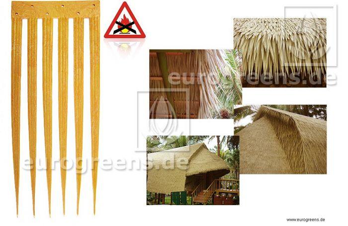Kunststoff Palmendach-Paneel