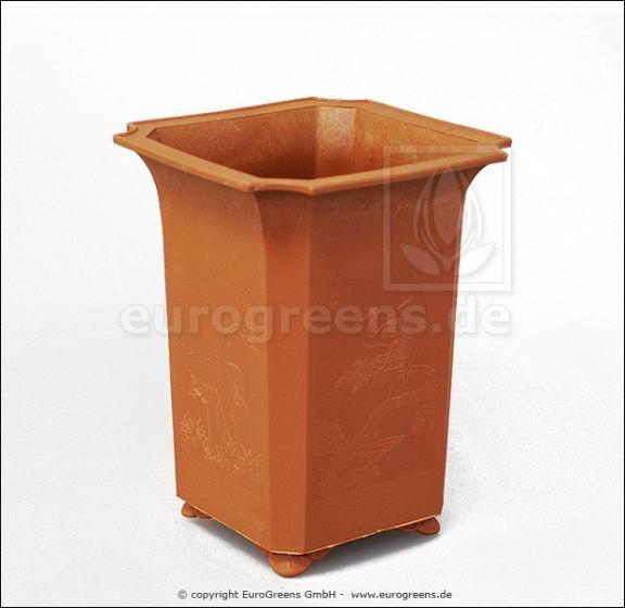 Bonsaischale Terracotta