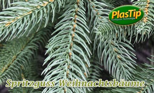Plastip Spritzguss Weihnachtsbäume