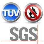 TÜV und SGS geprüft
